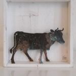 5. Kuh Bronzepatina 29,-