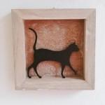 48. schwarze Katze 30,-
