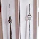 3. Berliner und Stuttgarter Fernsehturm