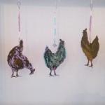Hühner 12,- 3 Stück 30,-