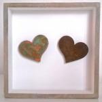65. Herzen mit Magnet im Holzrahmen, 41,-€(zum verändern)