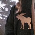 Sim1-tierische Schmuckstücke/Elch