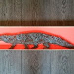 Krokodil, Kupferpatina 79,-