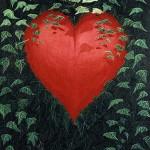 Efeu mit Herz