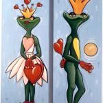 Herzfroschkönig