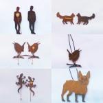 Sim1-tierische Schmuckstücke